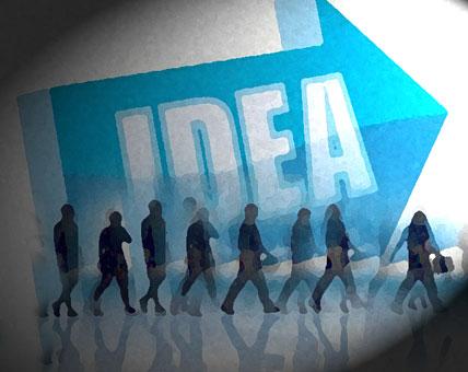 ایده کسب و کار ، مشاوره خلاقیت و نوآوری